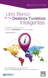 Portada del Libro Blanco de los destinos Turísticos Inteligentes
