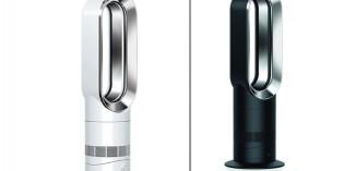 Calefactor/ventilador Dyson sin aspas