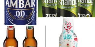 """Cervezas de nueva generación """"con"""" y """"sin"""" alcohol"""