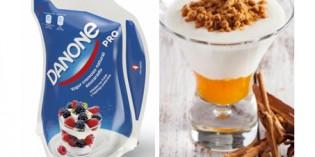 Danone Pro: el yogur que sirve de base para postres