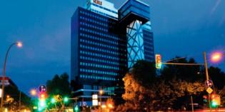 Lo último en digital signage para el nuevo hotel de Riu en Berlín