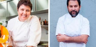 """Dos grandes chefs de América Latina y más noticias """"gastro"""""""