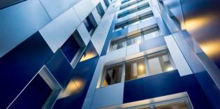El renovado (y eficiente) look del hotel Blue Coruña