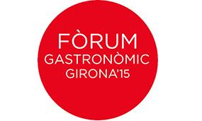 Logo del Fòrum Gastronòmic Girona