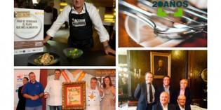 Academia de la Tapa, Premios Fehrcarem, Restaurantes contra el Hambre y más noticias