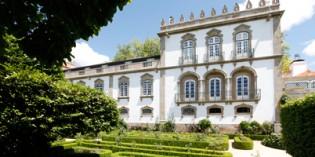 La portuguesa Casa da Ínsua, primera franquicia de Paradores