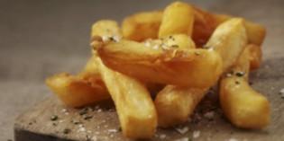 Patatas de corte casero y calidad premium