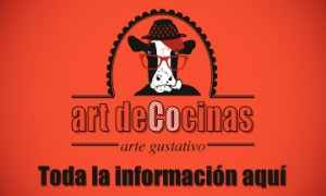 Cartel Art deCocinas
