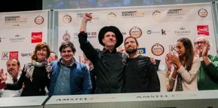 Alex Múgica gana el X Campeonato de Euskal Herria de Pintxos