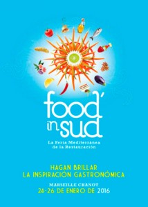 Cartel de Food'in Sud