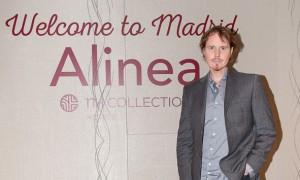 Grant Achatz en la presentación de Alinea Madrid