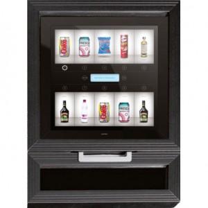 El Minibar Vending se adapta a cualquier tipo de decoración