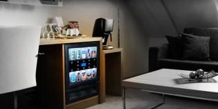 La revolución del minibar: convertirlo en una máquina vending