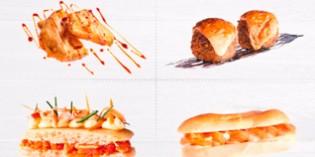 Ideas para chefs en el Catálogo de Tapas 2015 de Makro