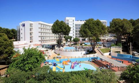 Hotel Marina Torrenova, uno de los adquiridos por Feel Hotels
