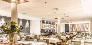 El cuidado interiorismo del restaurante Cullera de Boix, en Barcelona