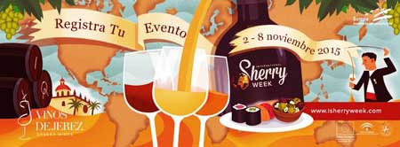 Logo de la International Sherry Week