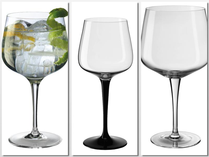 Copas gin-tonic Giona