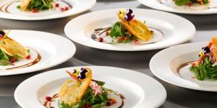 Tres vajillas Dudson perfectas para banquetes