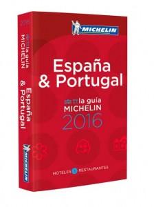 La guía Michelin España y Portugal 2016