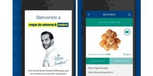 Mapa de Sabores: nueva app para inspirar a los chefs