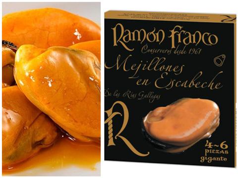 Mejillón Ramón Franco