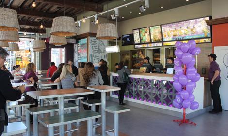 Local de Taco Bell