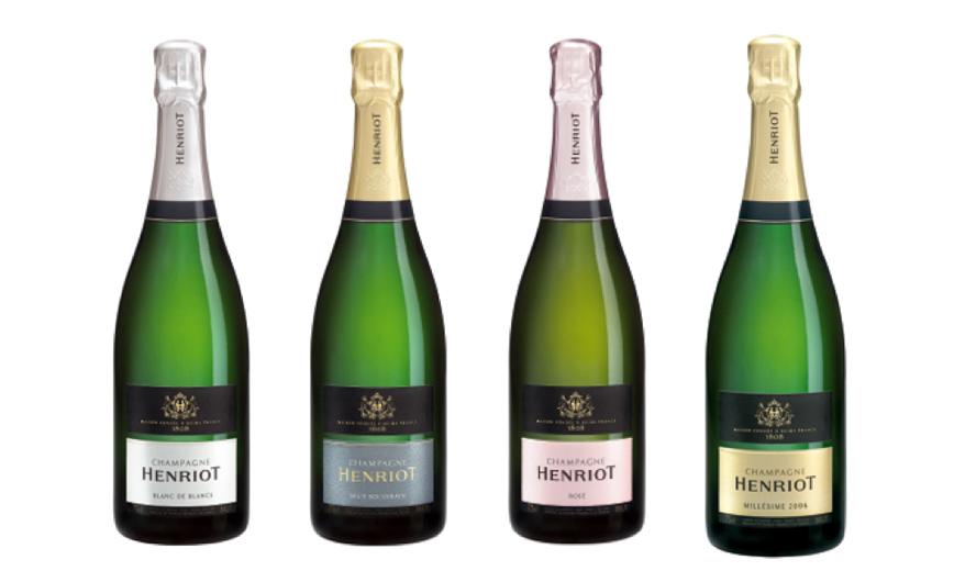 Los champagnes Henriot ya están en España