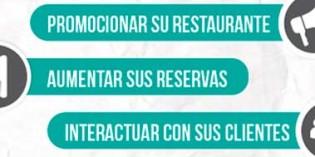 Las redes sociales que más usan los restaurantes