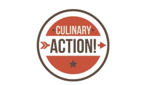 Logo Culinary Action!