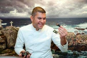 El chef Ever Cubilla