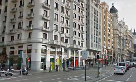 Aquí se instalará el primer Five Guys español, en el número 44 de la Gran Vía de Madrid