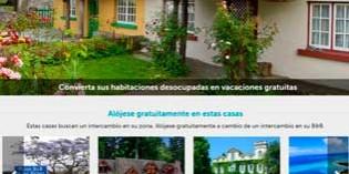 """Intercambiocasas """"tienta"""" al turismo rural y a los bed&breakfast"""