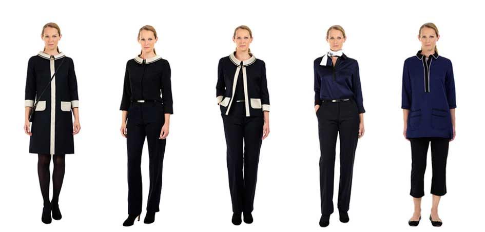 la ltima moda en uniformes de hotel profesional horeca profesional horeca. Black Bedroom Furniture Sets. Home Design Ideas