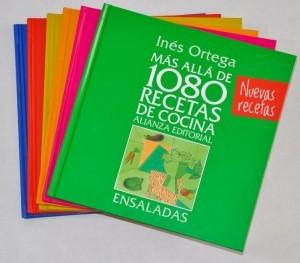 Más allá de 1080 recetas de cocina, de Simone Ortega