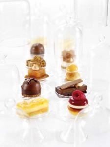 Ocho pastelitos inspirados en la alta repostería francesa