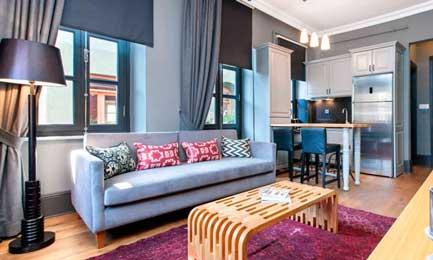 BeMate.com ofrece apartamentos únicos con todos los servicios de un hotel