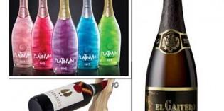 Tres bebidas especiales para celebraciones