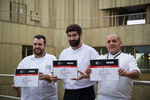 Profesionalhoreca-ganadores-concurso-Cocinando-Nuestros-Sabores