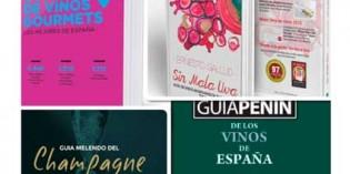 Cuatro guías de vino para consultar y regalar