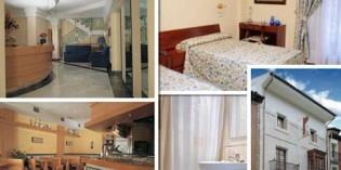 Se vende o alquila hotel en Briviesca (Burgos)