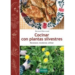 """Libro """"Cocinar con plantas silvestres"""""""