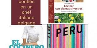 Libros para regalar a chefs y amantes de la cocina (y 2)