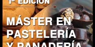 Máster en pastelería y panadería