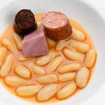 La fabada de Prendes de Casa Gerardo: receta