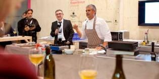 El ambicioso programa gastronómico de The Alimentaria Experience