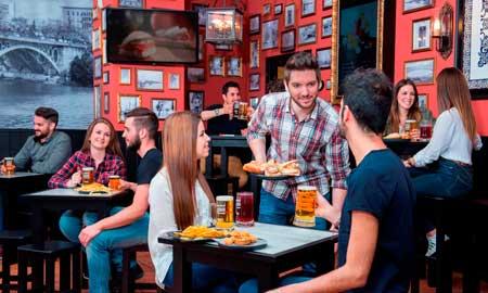 Porfesionalhoreca, Cervecería 100 Montaditos