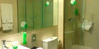 Productos eco en el baño: el compromiso verde del hotel Jardines de Uleta