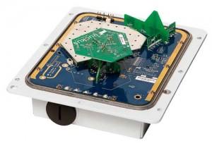 Antena de la tecnología 4G LTE