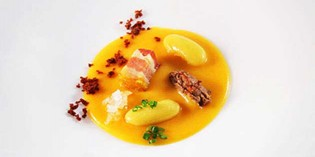 Fabada 3.0: receta de Ricardo Sotres